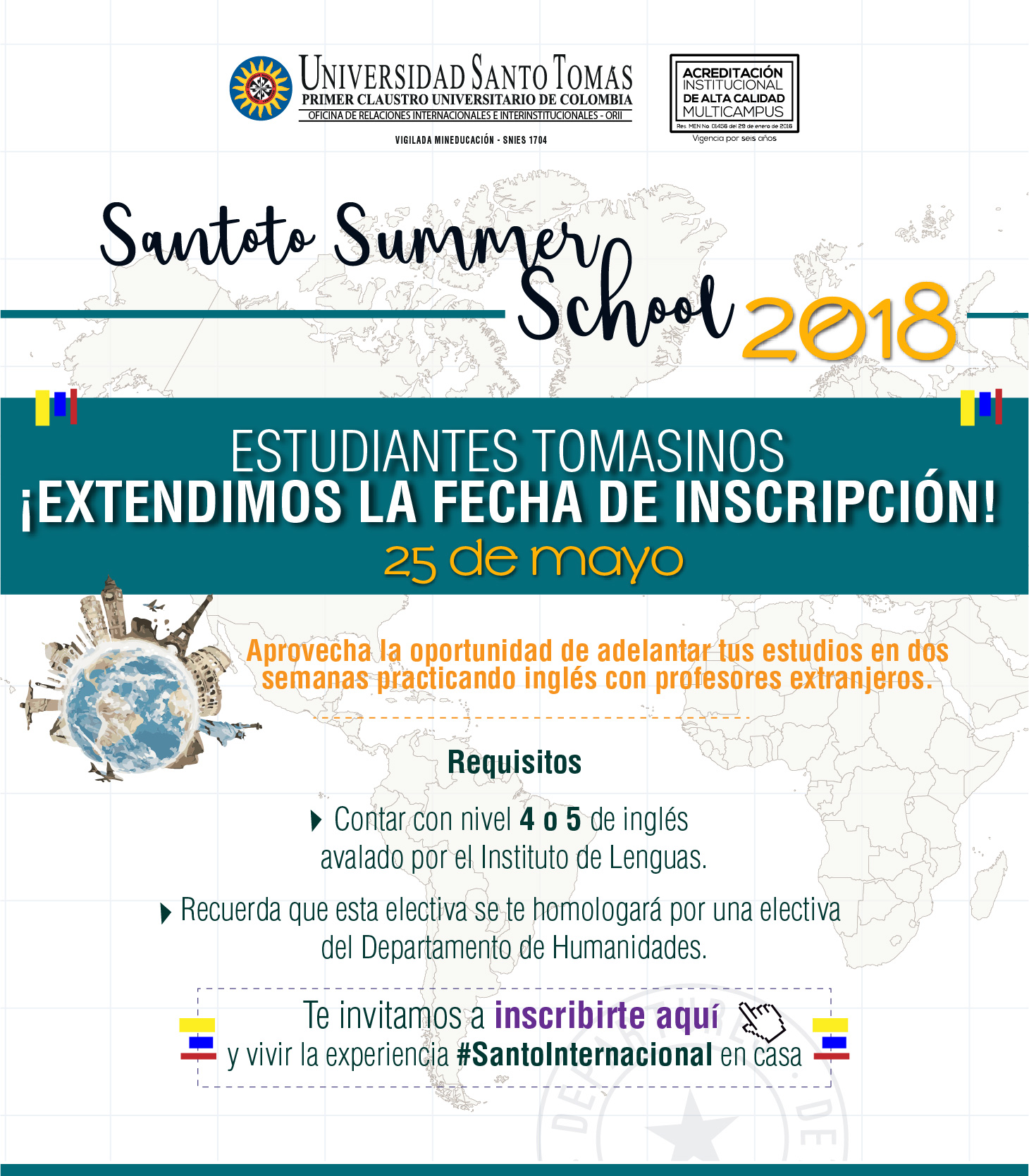 ST042 2018 Infografías Summer School ORII4 REQUISITOS Mailing copia 4